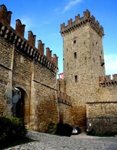 Ingresso Castello di Vigoleno Pc