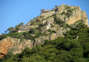 Castello di Pontes o quel che ne resta…