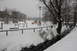 Il Parco sotto la Neve