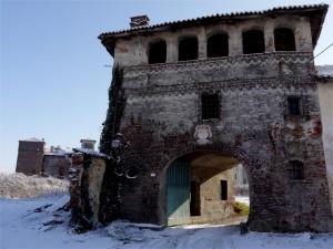 il castello dei Tapparelli….
