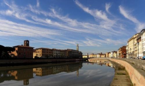 Pisa - Riflessioni Pisane - By Day