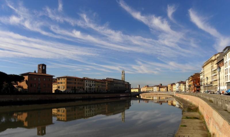 ''Riflessioni Pisane - By Day'' - Pisa