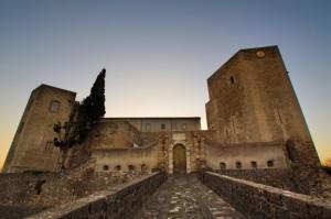 Ingresso al Castello di Melfi
