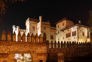 """Il Castello"". Night Col. #21"