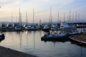 Yacht a Porto Rotondo