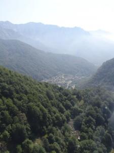 Piedicavallo dall'elicottero, 1, Biella, Piemonte