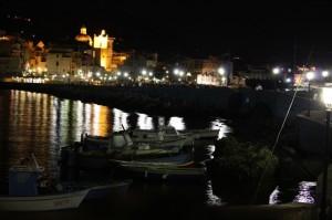 Veduta dal Castello Aragonese