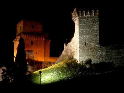 Assisi - la rocca maggiore