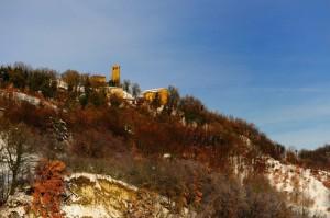 Sarzano- Il castello