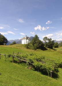 Chiesetta di San Giacomo a Trontano, Val d'Ossola Piemonte
