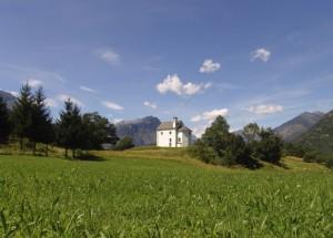Trontano, Chiesetta di San Giacomo, Val d'Ossola Piemonte