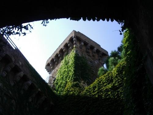 Bolsena - La torre