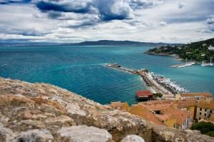Porto Santo Stefano: il molo