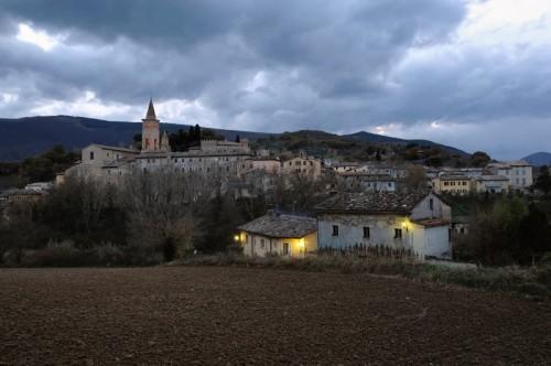 Caldarola - panoramica