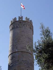 Genova, Torrione di Porta Soprana