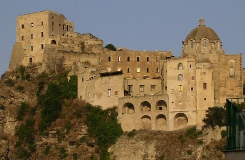 Ischia - Castello Aragonese 2