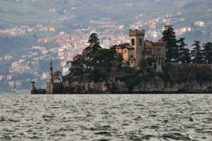 Un castello sulle acque