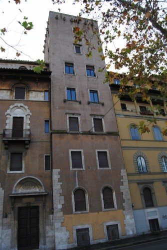 Roma - Torre dei da Ponte