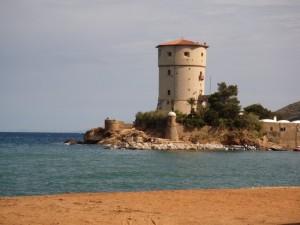 La torre di Campese