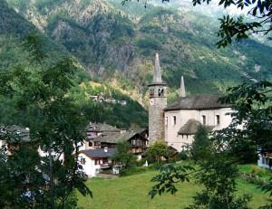 Presmell -  Antica colonia Walser