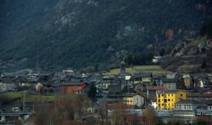 Comune in valle