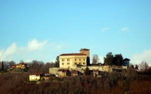 Panorama con vista sul Castello