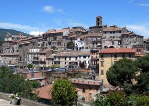 Vallerano - VT (Panorama)