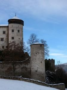 Castello di Fiè allo Sciliar - particolare