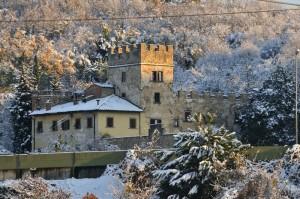 Il castello di Bagno a Ripoli