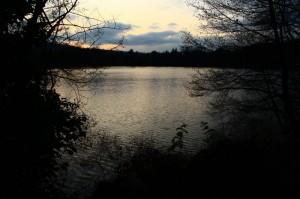 lago piccolo di Monticchio
