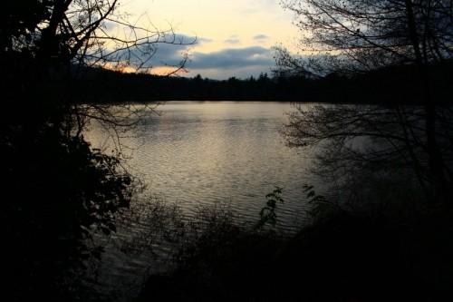 Rionero in Vulture - lago piccolo di Monticchio