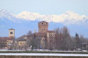 Bianco Natale nel Castello