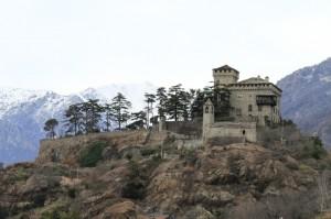 Il Castello di Torredaniele altra veduta