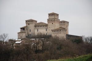 il castello di Langhirano