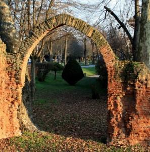 La porta del Castello che non c'é