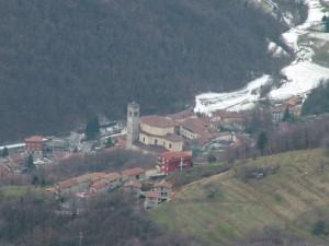 Palazzago dall'Albenza