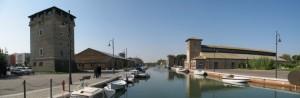 Il canale delle saline