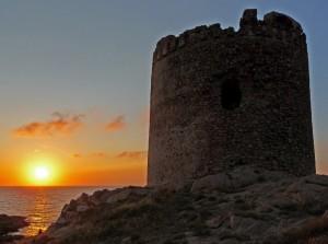 Torre saracena dell'Isola Rossa