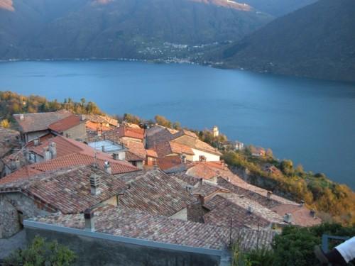 Porlezza - frazione di Castello dall'alto