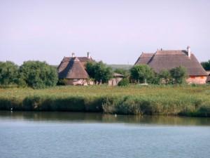 I casoni nella laguna