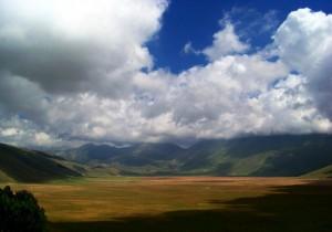 La Valle di Castelluccio