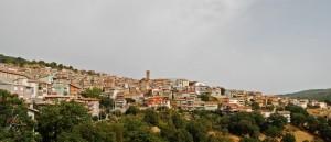 panorama di Gavoi