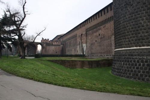 Milano - Mura laterali