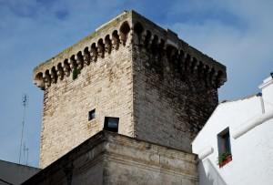 """la Torre domina la capitale dell'uva """"Regina"""""""