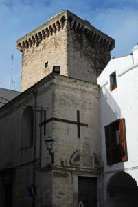 spunta la torre di Rutigliano