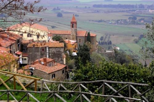 Scarlino - Il Borgo Storico di Scarlino