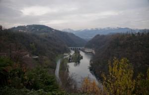 Dal ponte di Paderno