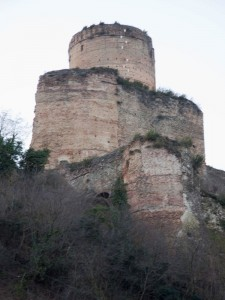 Modigliana  2  il castello