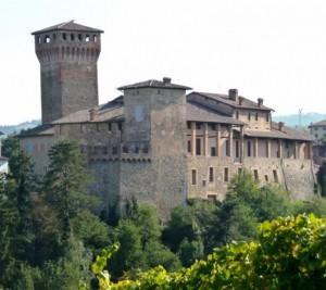 sulle colline modenesi….Castello di Levizzano