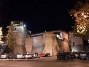 il castello di Rimini